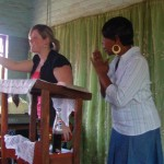 Preaching - Lordsway Ministries Zambia 2011