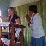 Preaching - Lordsway Ministries Zambia 2011